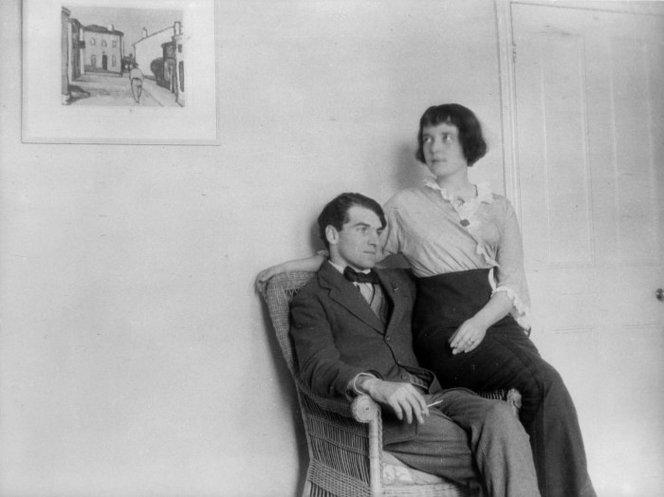 Intrépide amour de Katherine Mansfield Mansfield