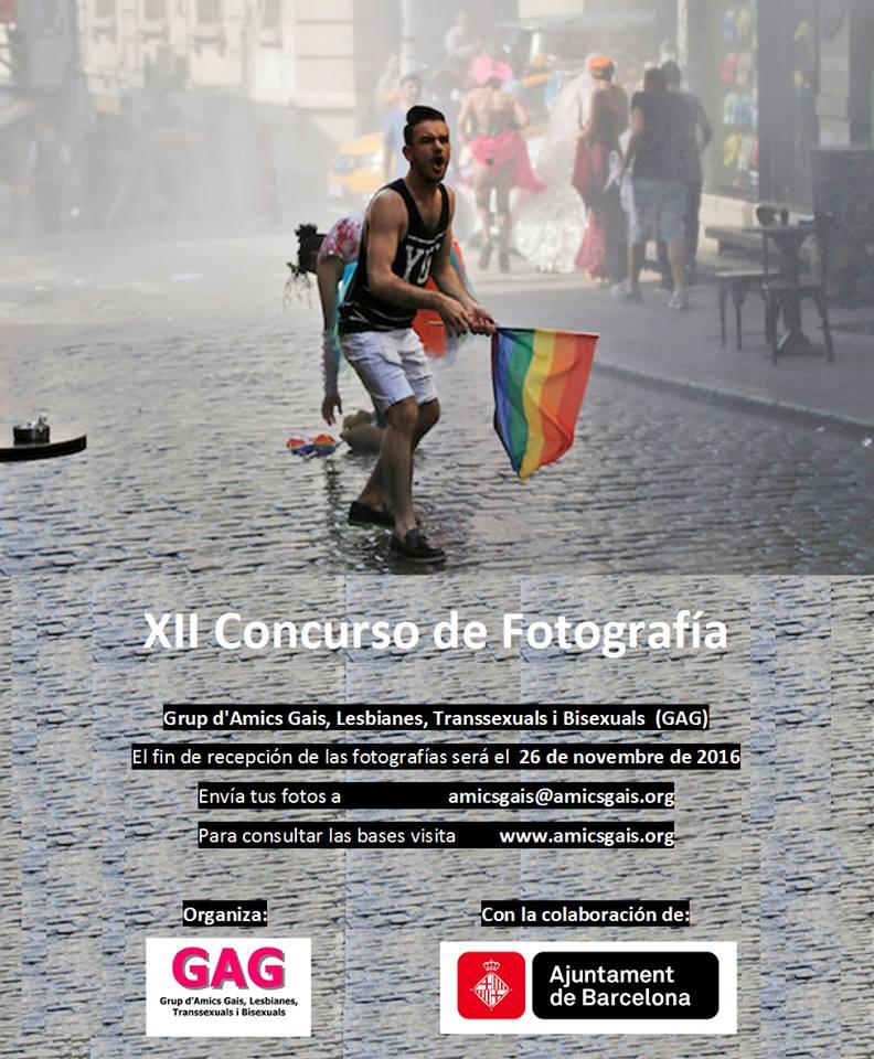 XII Concurso de fotografía GAG