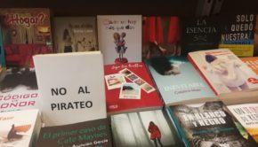 No a la piratería, recomendaciones desde Librería Cómplices